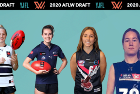 aflw draft selections